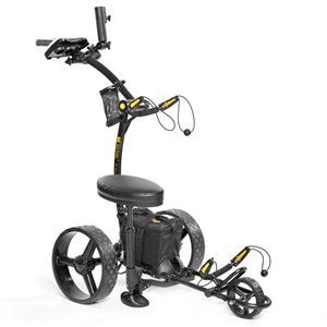 best-electric-golf-push-cart-materials