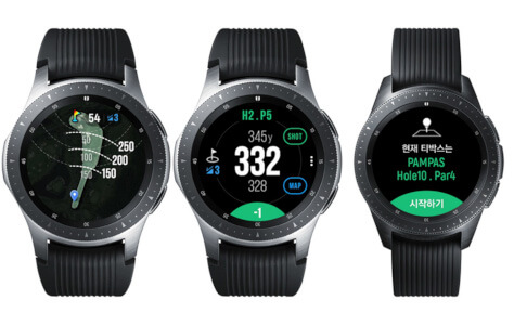 best Golf GPS watches with pre-loaded golf courses