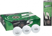 Bridgestone Golf 2015 e5 Golf Balls, Pack of 12